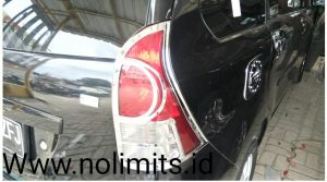 Garnish belakang lampu Avanza All new 2