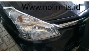 Garnish depan Avanza all new 2