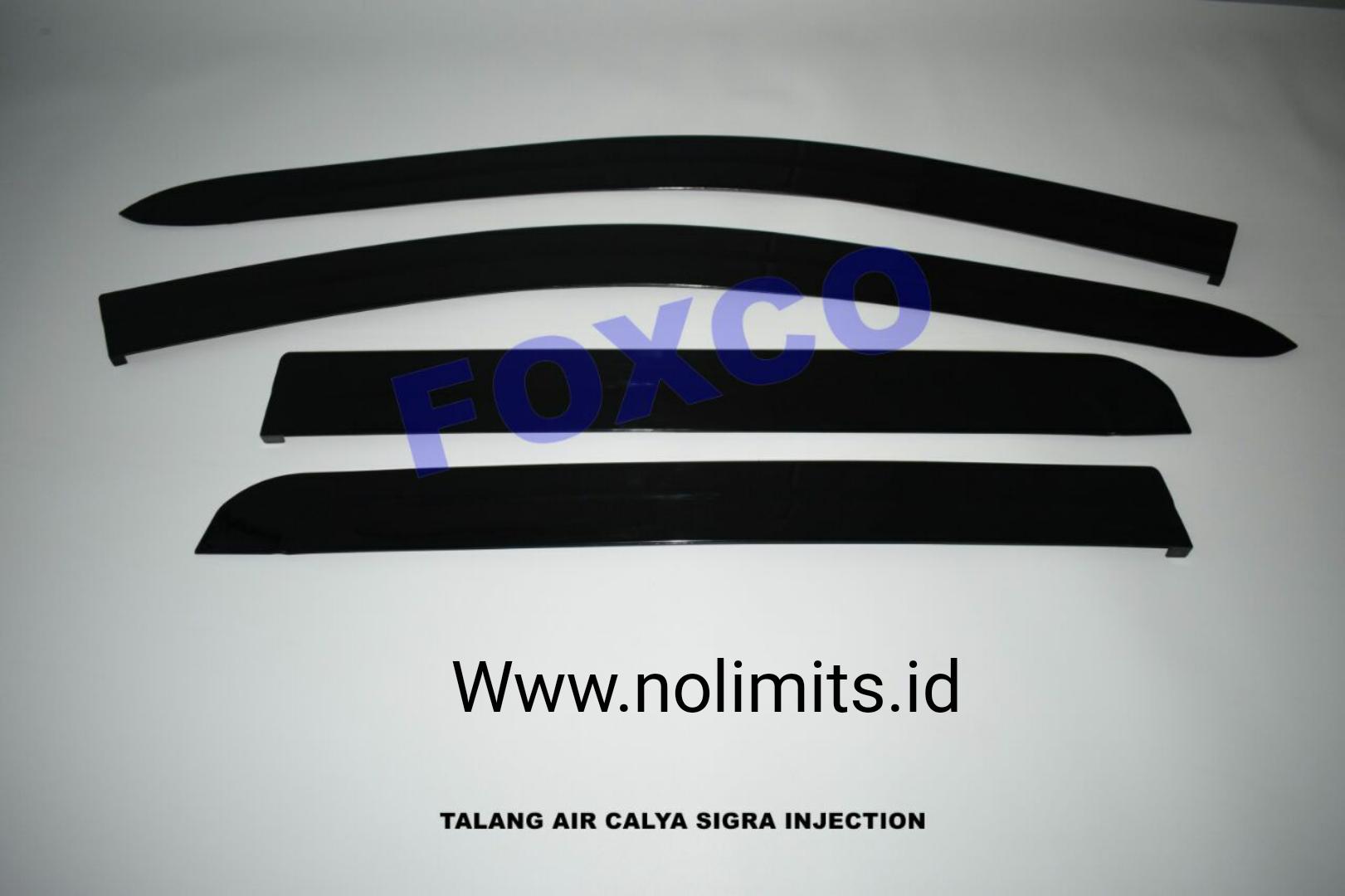 Talang Air Calya Sigra Model Injection No Limits